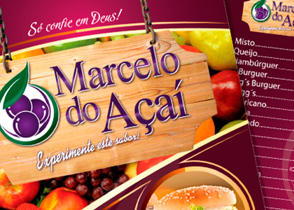Marcelo do Açaí